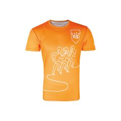 Prinses Máxima Centrum Foundation - Oranje heren sportshirt