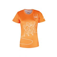 Prinses Máxima Centrum Foundation - Oranje dames sportshirt